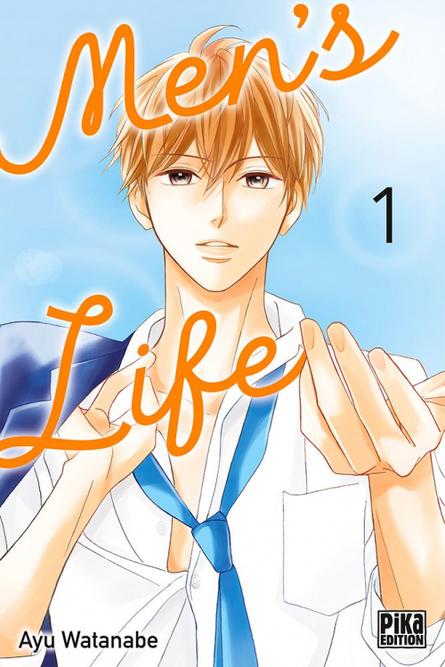 Couverture Men's Life, tome 1