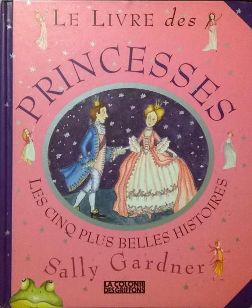 Couverture Le livre des princesses