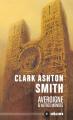 Couverture Intégrale Clark Ashton Smith (3 tomes), tome 3 : Autres mondes Editions Mnémos (Hélios) 2019