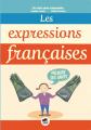 Couverture Les expressions françaises Editions Oskar 2020