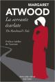 Couverture La servante écarlate Editions Robert Laffont (Pavillons poche) 2019