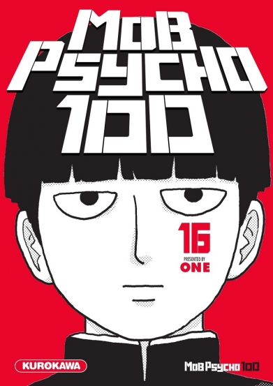 Couverture Mob Psycho 100, tome 16