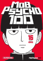 Couverture Mob Psycho 100, tome 16 Editions Kurokawa (Shônen) 2020