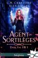 Couverture Dark Fae FBI, tome 1 : Agent en sortilèges Editions Infinity (Romance paranormale) 2020