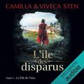 Couverture L'île des disparus, tome 1 : La fille de l'eau Editions Audible studios 2019