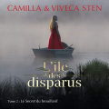 Couverture L'île des disparus, tome 2 : Le Secret du brouillard Editions Audible studios 2020