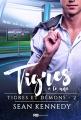 Couverture Tigres et démons, tome 2 : Tigres à la une Editions MxM Bookmark (Romance) 2020