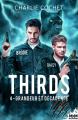 Couverture Thirds, tome 04 : Grandeur et décadence Editions MxM Bookmark 2020