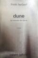 Couverture Le cycle de Dune (6 tomes), tome 1 : Dune Editions Robert Laffont (Ailleurs & demain) 1972