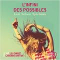 Couverture L'infini des possibles Editions Lizzie 2020