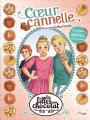 Couverture Les filles au chocolat (BD), tome 12 : Cœur Cannelle Editions Jungle ! (Miss Jungle) 2020