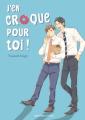Couverture J'en croque pour toi ! Editions Akata (L) 2020