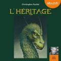 Couverture L'héritage, tome 4 : L'héritage Editions Audible studios 2020