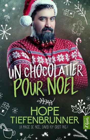 Couverture Un chocolatier pour Noël