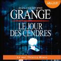 Couverture Le Jour des Cendres Editions Audiolib (Suspense) 2020