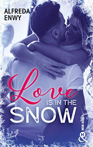 Couverture Love is in the snow
