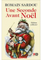 Couverture Une seconde avant Noël Editions XO 2020