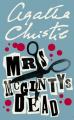 Couverture Mrs Mac Ginty est morte / Mrs McGinty est morte Editions HarperCollins 2014