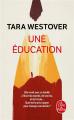Couverture Une éducation Editions Le Livre de Poche 2020