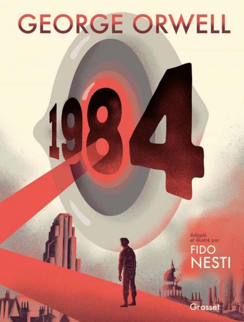 Couverture 1984 (BD)