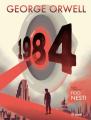 Couverture 1984 (BD)  Editions Grasset 2020