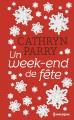 Couverture Week-end sous la neige / Un week-end de fête Editions Harlequin 2018