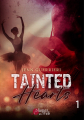 Couverture Tainted Hearts, tome 1 Editions Plumes du web 2020