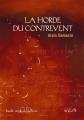 Couverture La Horde du Contrevent Editions La Volte 2007
