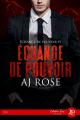 Couverture Échange de pouvoir, tome 1 Editions Juno Publishing (Eros) 2020