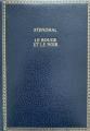 Couverture Le Rouge et le Noir Editions G.P. (Super) 1958