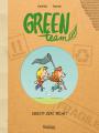 Couverture Green Team, tome 1 : Objectif Zéro déchet Editions Kennes 2020
