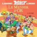 Couverture Le Menhir d'Or Editions Albert René 2020