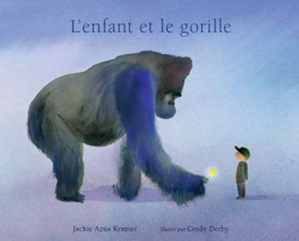 Couverture L'enfant et le gorille