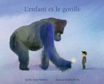 Couverture L'enfant et le gorille Editions L'École des loisirs (Kaléidoscope) 2020
