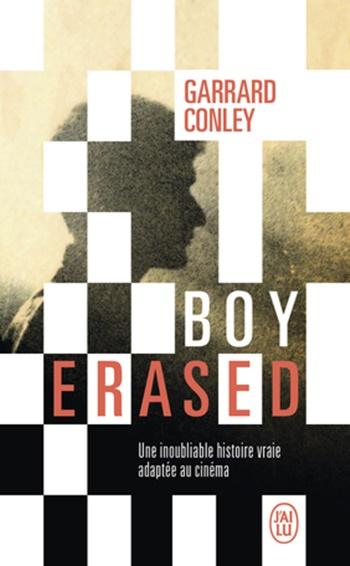 Couverture Boy Erased