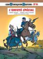 Couverture Les tuniques bleues, tome 65 : L'envoyé spécial Editions Dupuis 2020