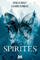 Couverture Spirites Editions Mix 2020