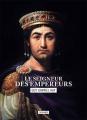 Couverture La Mosaïque de Sarance, tome 2 : Le Seigneur des Empereurs Editions L'Atalante 2020