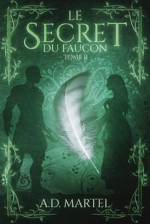 Couverture Le secret du Faucon, tome 2