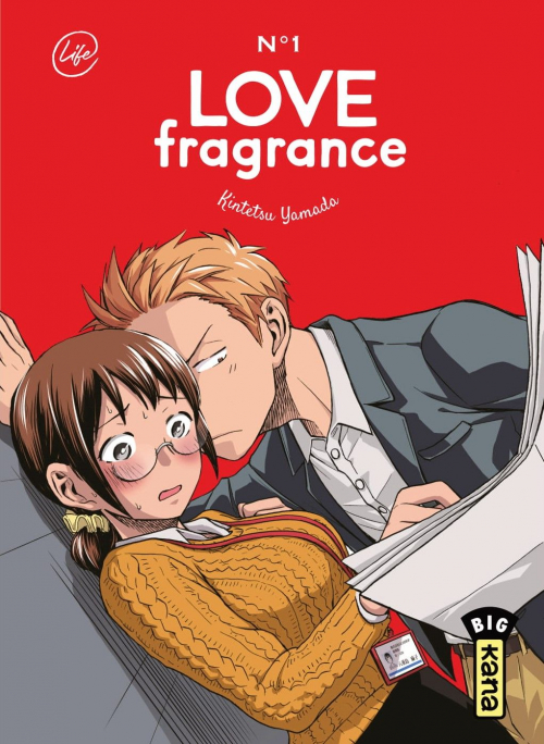 Couverture Love Fragrance, tome 1