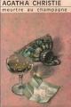 Couverture Meurtre au champagne Editions Librairie des  Champs-Elysées  (Le club des masques) 1966