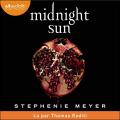 Couverture Midnight Sun Editions Audible studios 2020