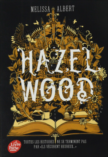 Couverture Hazel Wood, tome 1