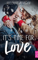 Couverture It's time for love Editions Harlequin 2020