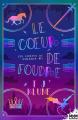 Couverture Les contes de Verania, tome 1 : Le coeur de foudre Editions MxM Bookmark (Imaginaire) 2019