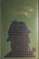 Couverture Les Mémoires de Sherlock Holmes / Souvenirs de Sherlock Holmes / Souvenirs sur Sherlock Holmes Editions Edito-Service S.A.   1957