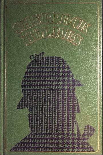 Couverture Les exploits de Sherlock Holmes