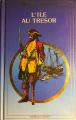 Couverture L'île au trésor Editions La Fontaine au Roy (Arpège Junior) 1996