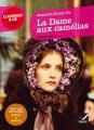 Couverture La Dame aux camélias Editions Hatier 2016