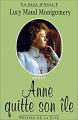 Couverture Anne quitte son île / Anne de Redmond Editions Presses de la cité 1996